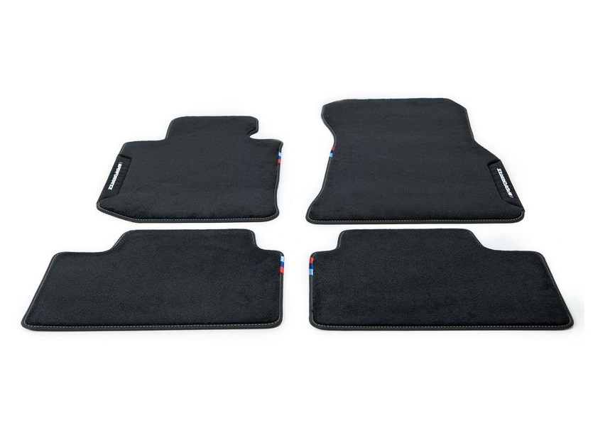 Комплект ковриков в салон автомобиля BMW 51472457270
