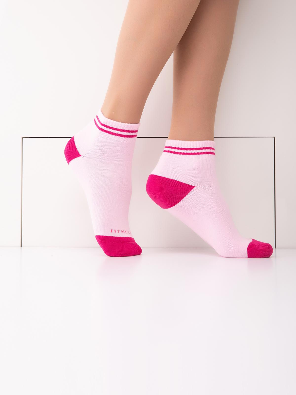 Носки женские Giulia розовые 36-38