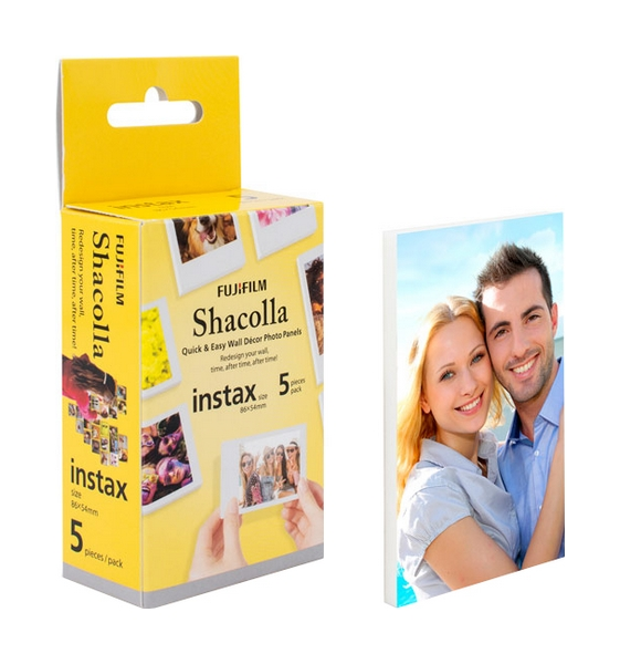 Фоторамка FUJIFILM Shacolla Instax 5,4x8,6 5 шт
