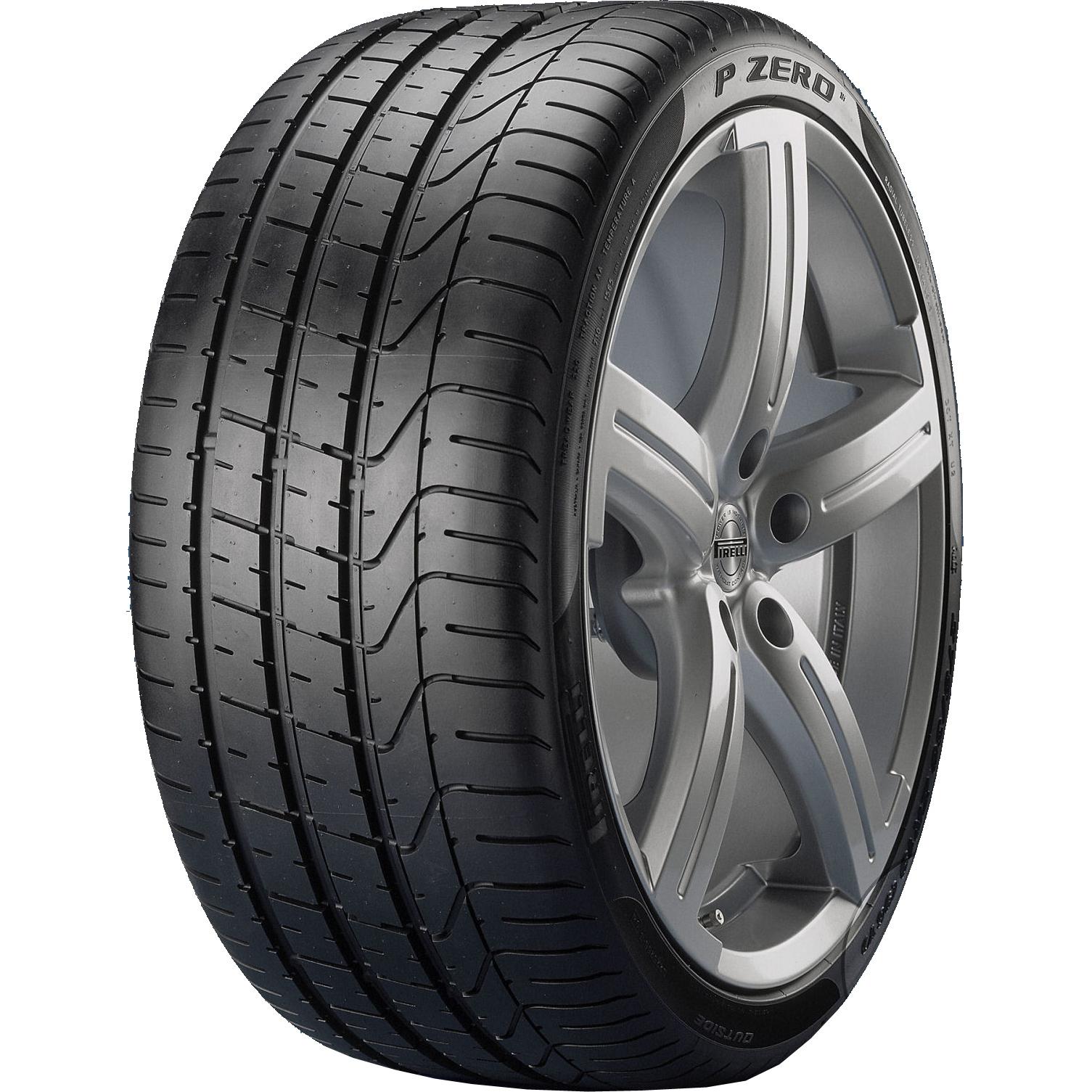 Шины Pirelli P ZERO 285/40ZR19 107Y