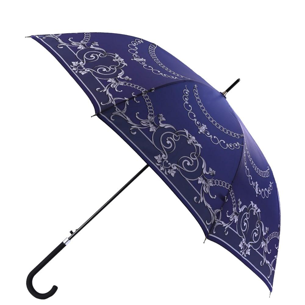 Зонт женский FABRETTI 1619 синий