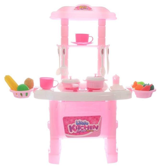 Купить Игровой набор Sima-land кухня поварёнок с аксессуарами, Детская кухня