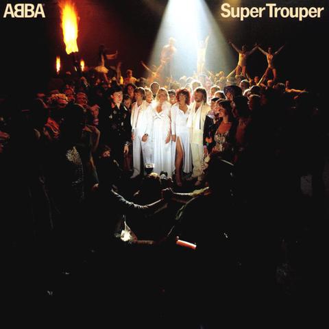 Виниловая пластинка ABBA Super Trouper (LP), Polar  - купить со скидкой