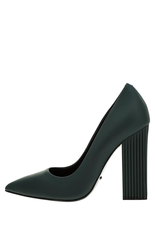Туфли женские Vitacci 942245 зеленые 38 RU
