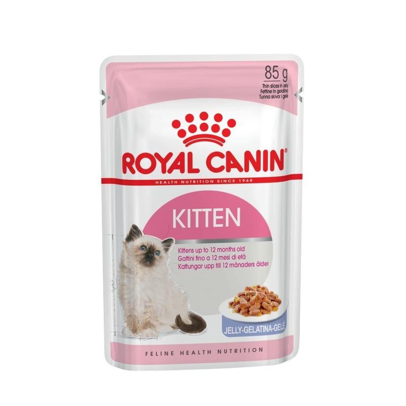 Влажный корм для котят ROYAL CANIN Kitten,