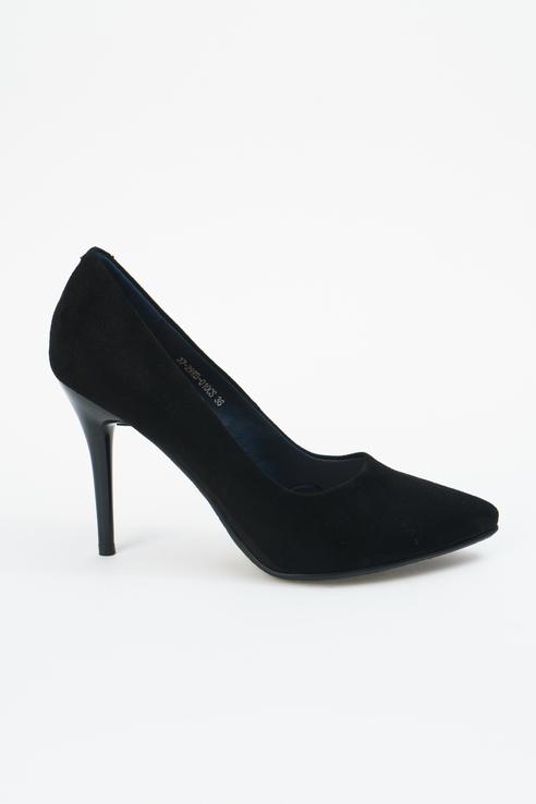 Туфли женские ZENDEN 37-29WB-010CS черные 40 RU фото