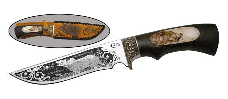 Туристический нож СН 02К от Ворсма