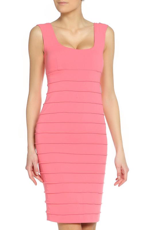 Платье женское Denny Rose 6030 розовое XS