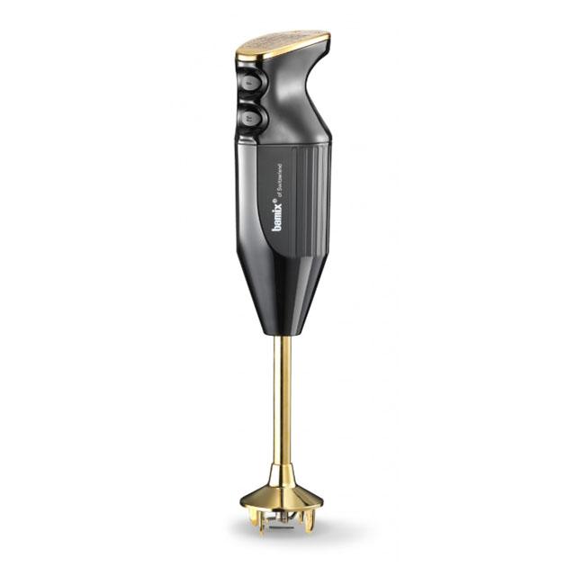 Блендер Bamix LuxuryLine M200 Gold Starlet