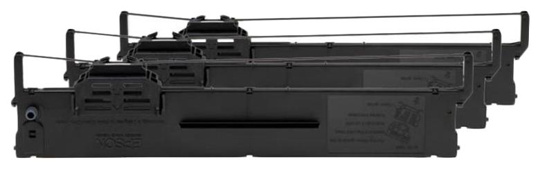 Картридж для матричного принтера Epson C13S015339BA, черный,
