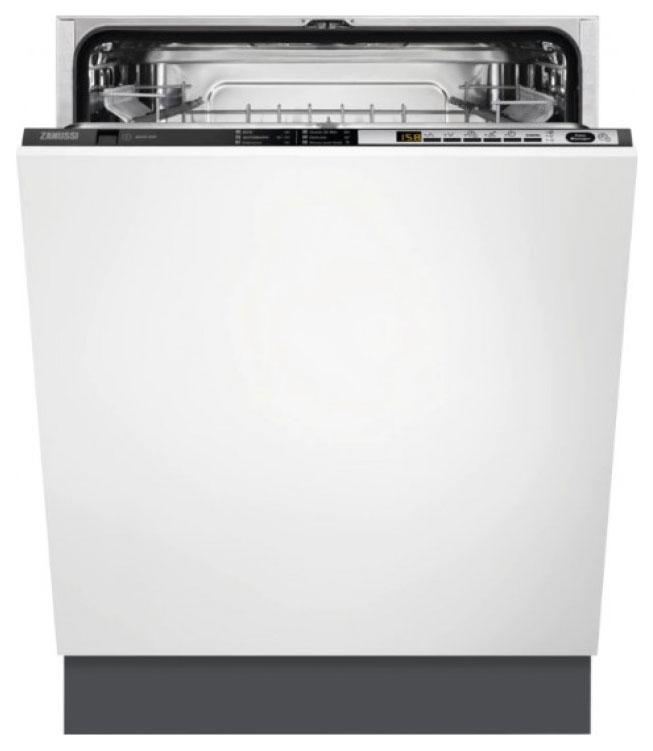 Встраиваемая посудомоечная машина Zanussi ZDT921006F Белый