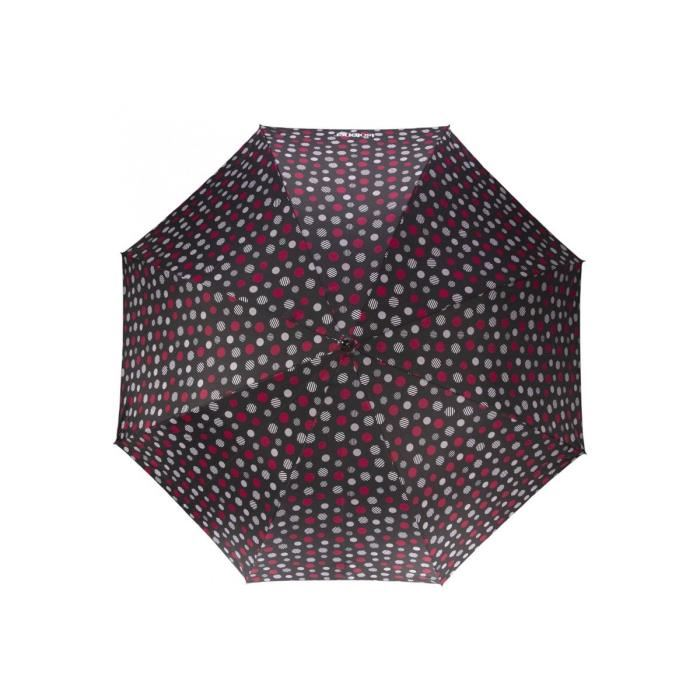 Зонт складной женский автоматический Isotoner 09406-1056 черный