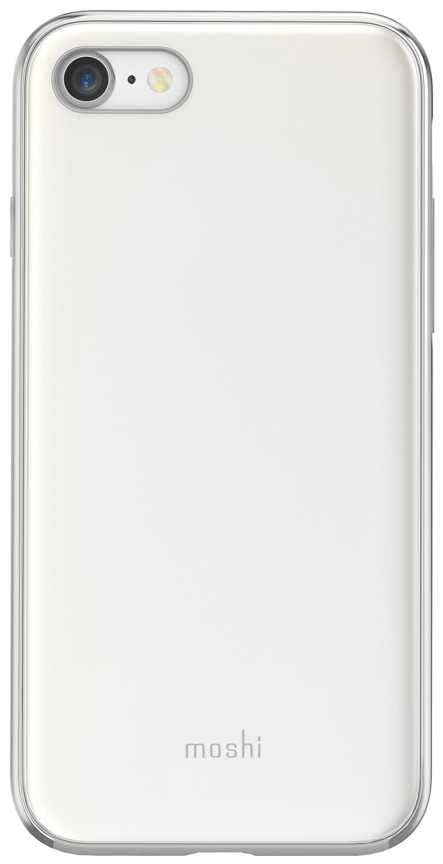 Чехол Apple Moshi iGlaze Ultra Slim Snap On iPhone 7/8 White 99MO088101