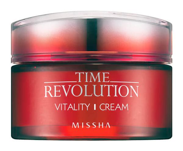 Крем для лица Missha Time Revolution Vitality Cream 50 мл