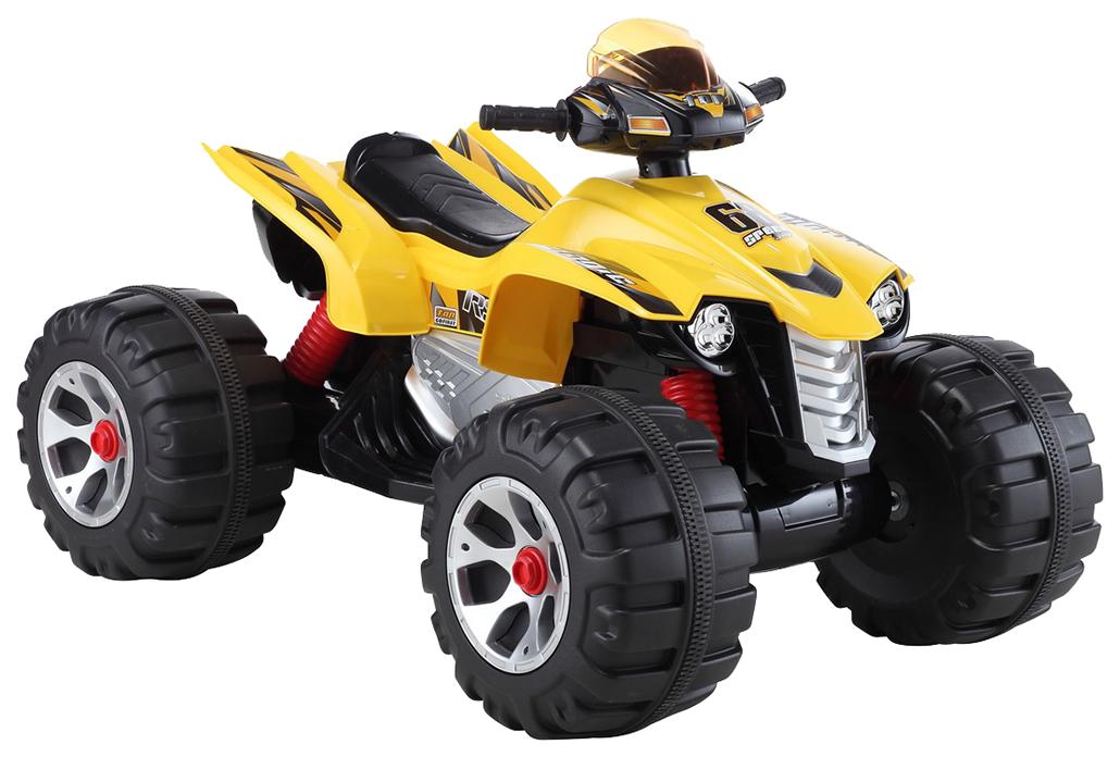 Электромобиль Farfello JS318 Желтый