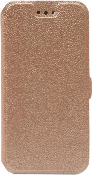 Чехол GOSSO CASES Book Type UltraSlim для Apple iPhone 7 / 8 золотой