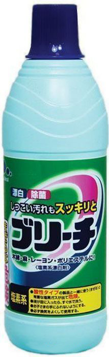 Отбеливатель для белья Mitsuei хлорный 600 мл