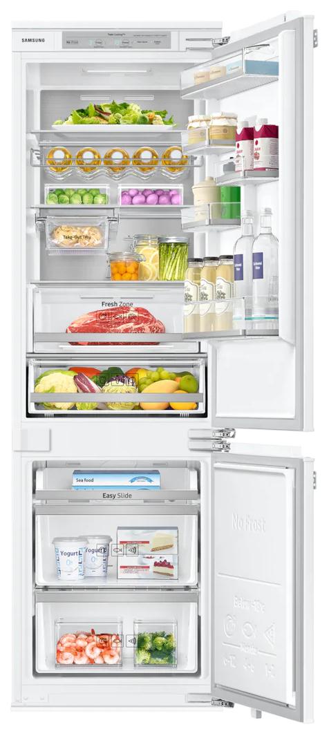 Встраиваемый холодильник Samsung BRB260187WW White