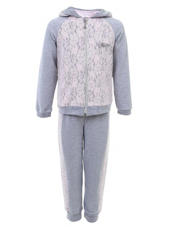 Комплект одежды детский Soni Kids Серый р.74