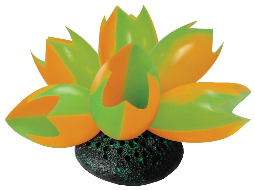Искусственное растение для аквариума JELLY FISH Лотос