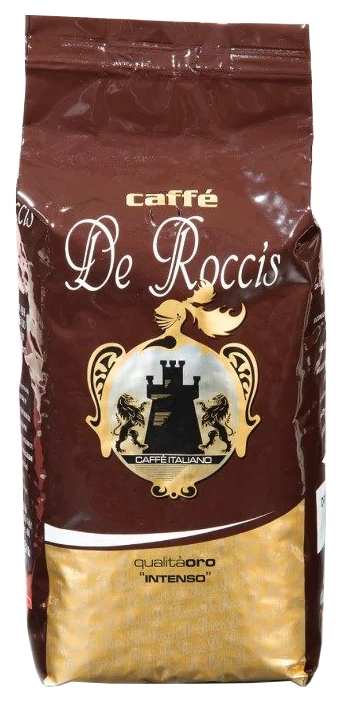 Кофе De Roccis оro зерновой 500 г