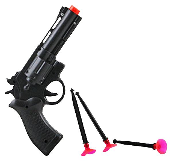 Купить Огнестрельное игрушечное оружие Shenzhen Toys Пистолет с присосками,