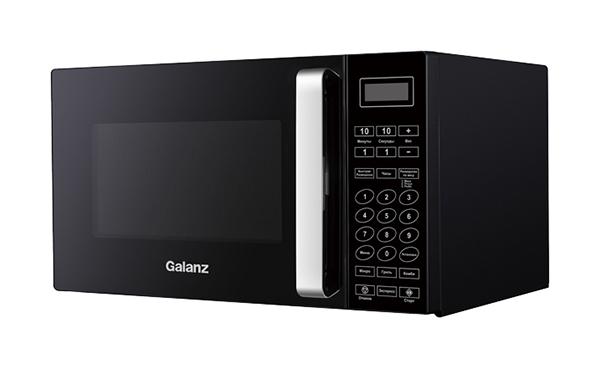 Микроволновая печь соло Galanz MOG 2374D black