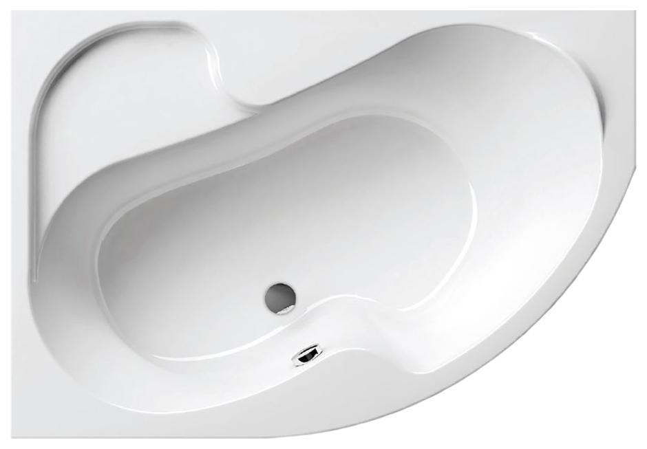 Акриловая ванна Ravak Rosa I 160х105