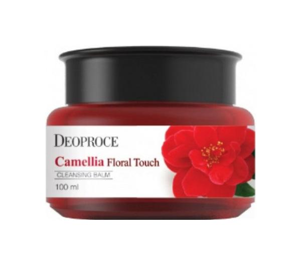 Средство для снятия макияжа Deoproce Camellia Floral