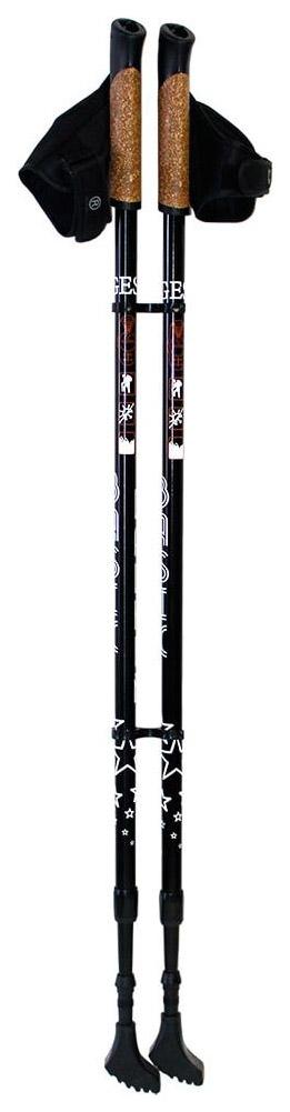 Палки для скандинавской ходьбы Gess Basic Walker GESS-919 80-135 см фото