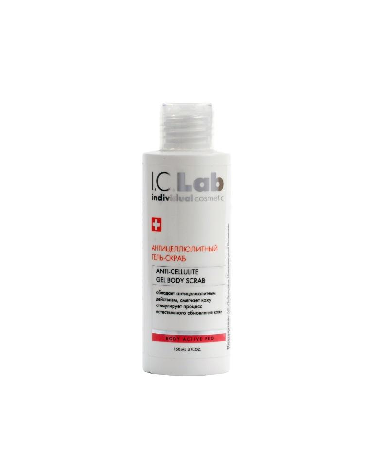 Купить Антицеллюлитный гель-скраб для тела I.C.Lab Individual cosmetic