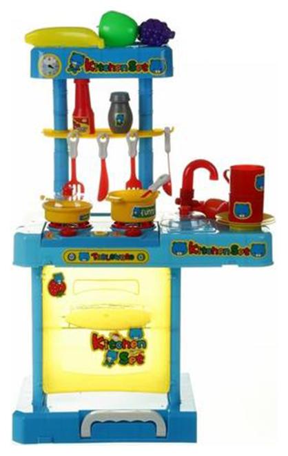 Купить Набор игровой Altacto Маленькая кухня в чемоданчике ALT0201-102, Детская кухня