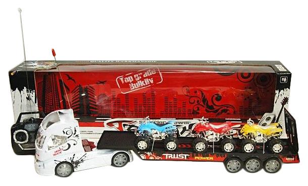 Радиоуправляемый грузовой автомобиль Lian Sheng 8897 83