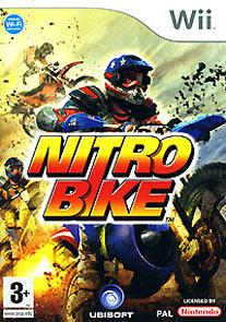 Игра NitroBike для Nintendo Wii