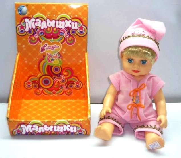 Купить SHANTOU Кукла озвученная 922479R, Shantou Gepai, Классические куклы