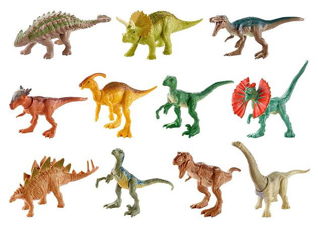 Купить Фигурка Mattel Jurassic World FML69,