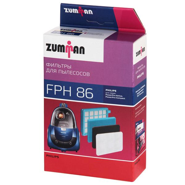 Фильтр для пылесоса Zumman FPH86