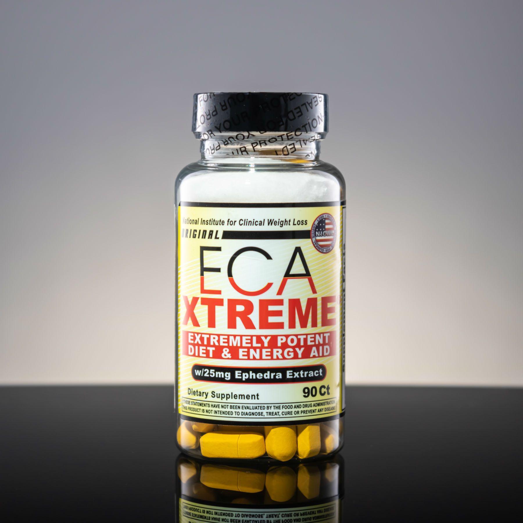 Жиросжигатель Hi-Tech Pharmaceuticals ECA Xtreme, 90 капсул фото