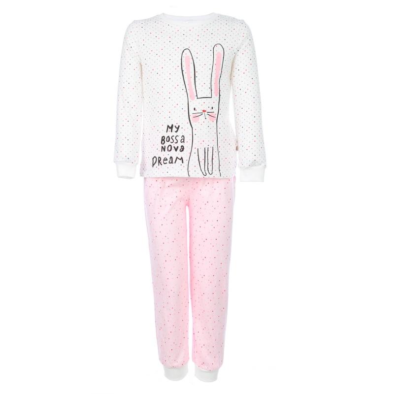 Пижама Bossa Nova Розовый р.104, Детские пижамы  - купить со скидкой