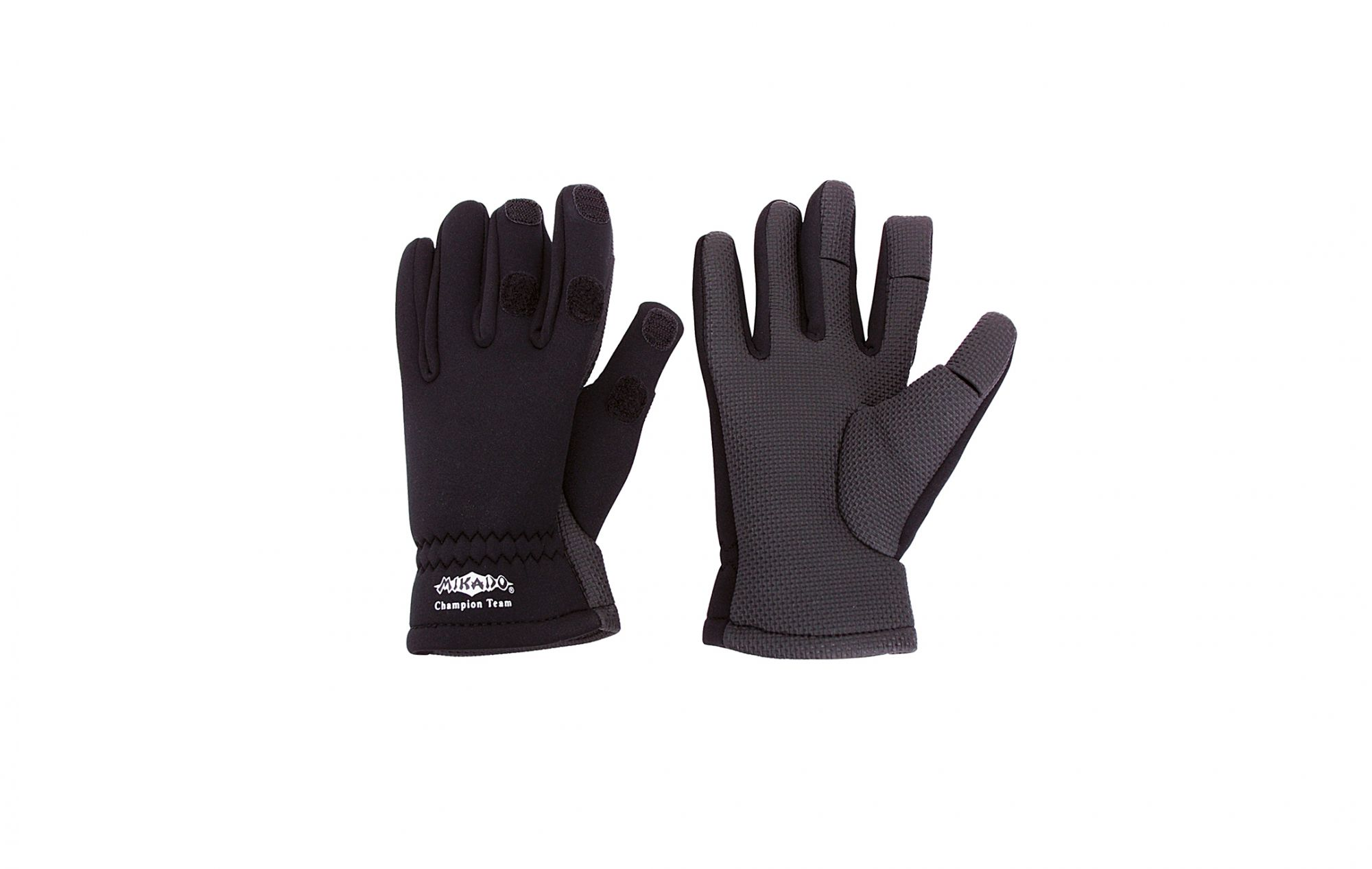 Перчатки мужские Mikado UMR-00, черные, L