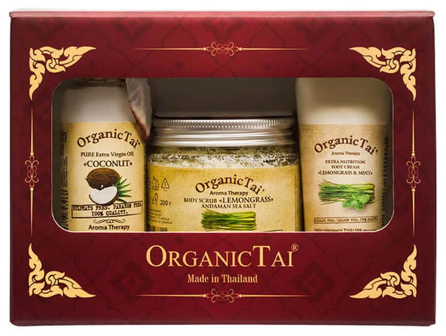 Подарочный набор Organic Tai Для тела