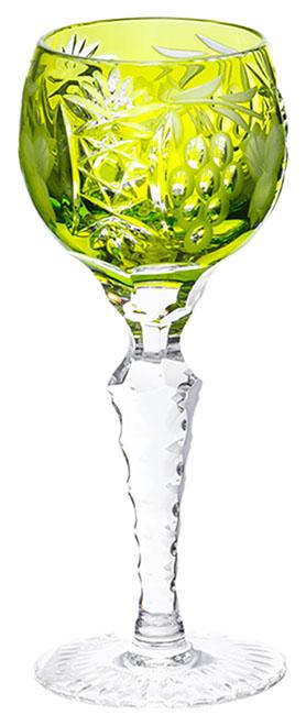 Рюмка для ликера Ajka Crystal Grape 60 мл 1/reseda/64575
