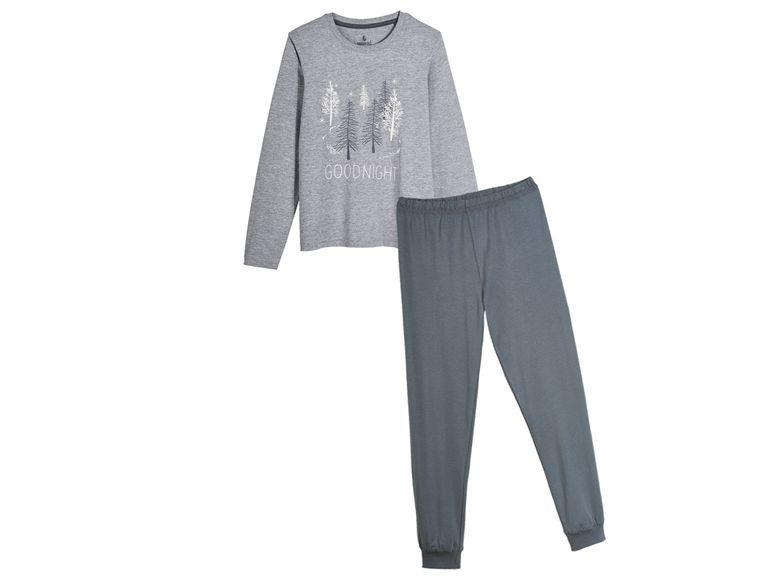 Пижама для мальчика Pepperts р.110-116 серая