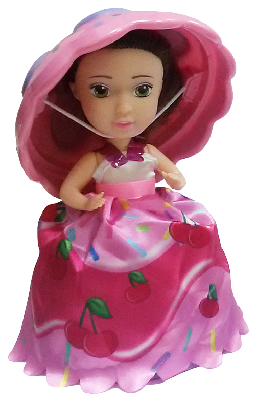 Ароматизированная кукла Пироженка с сюрпризом, 13 см 1TOY
