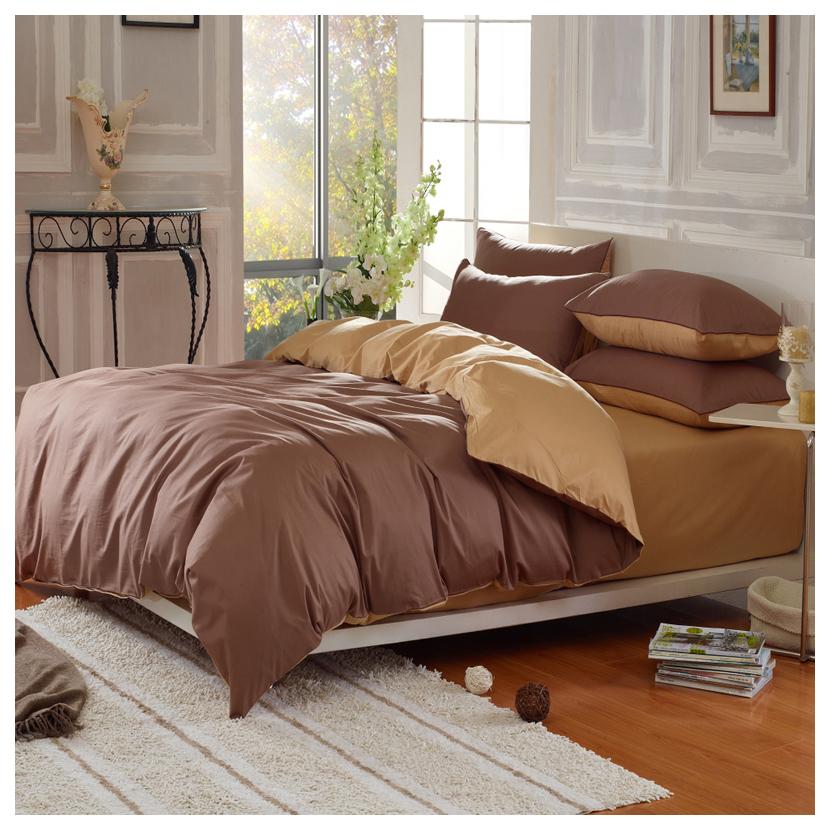 Простыня Angelo коричневый 205x205 см