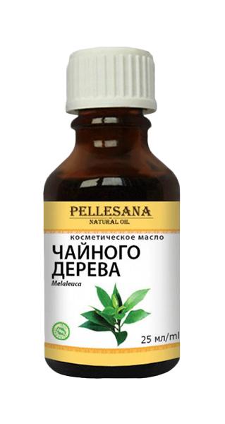 Масло чайного дерева Pellesana косметическое 25 мл