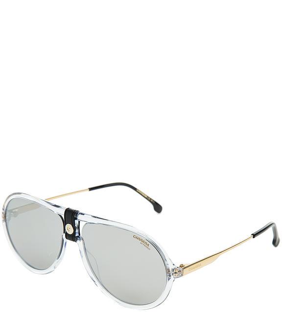 Солнцезащитные очки мужские Carrera CARRERA 1020/S 900 T4, бесцветный фото