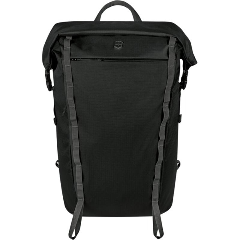 Рюкзак VICTORINOX 602637 Rolltop Laptop черный 18 л