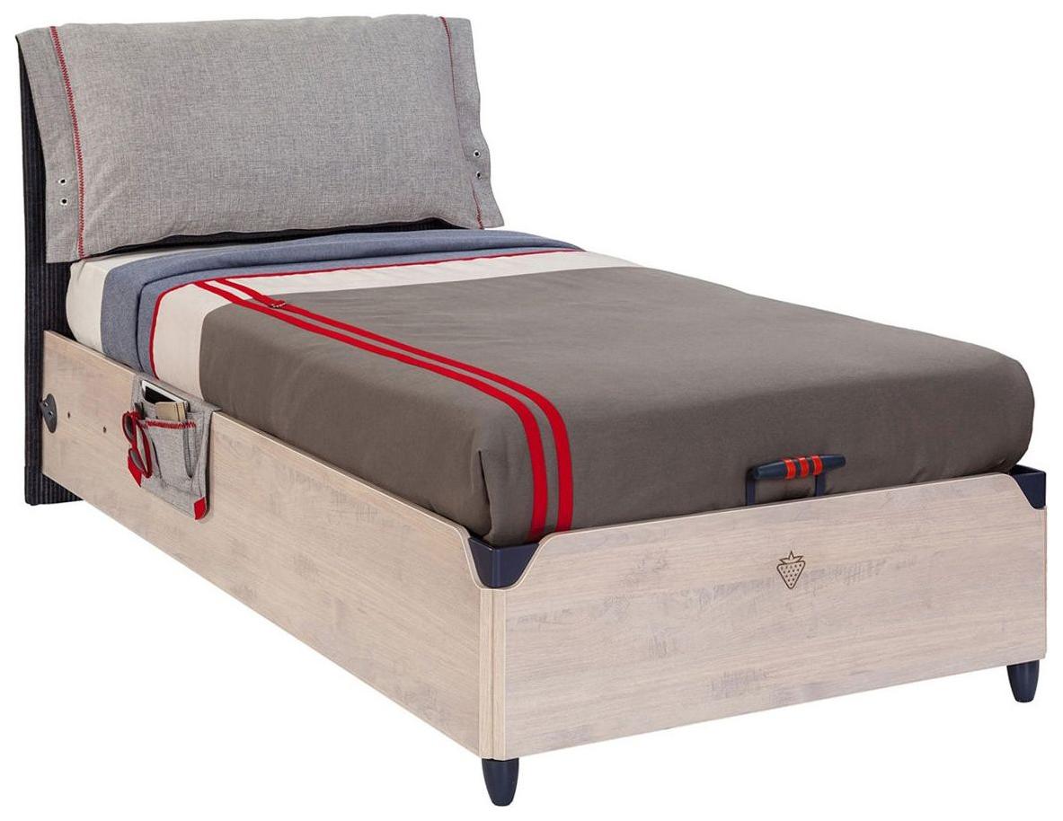 Кровать с подъемным механизмом Cilek Trio Светлое