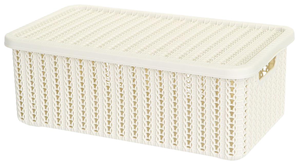 Ящик для хранения Hoff Вязание 80302828